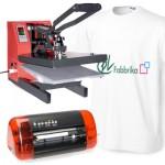 kit transfer digitale t-shirt