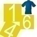 Come stampare numeri e nomi su magliette con il termosaldabile e il transfer