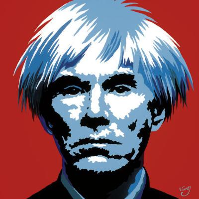 Hertz, Andy Warhol e la serigrafia