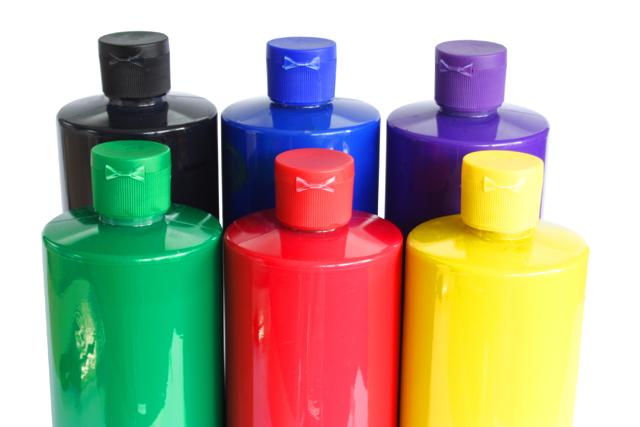 Creare colori per serigrafia da inchiostri esistenti