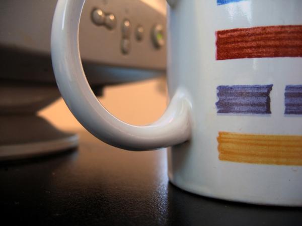 tazza stampata