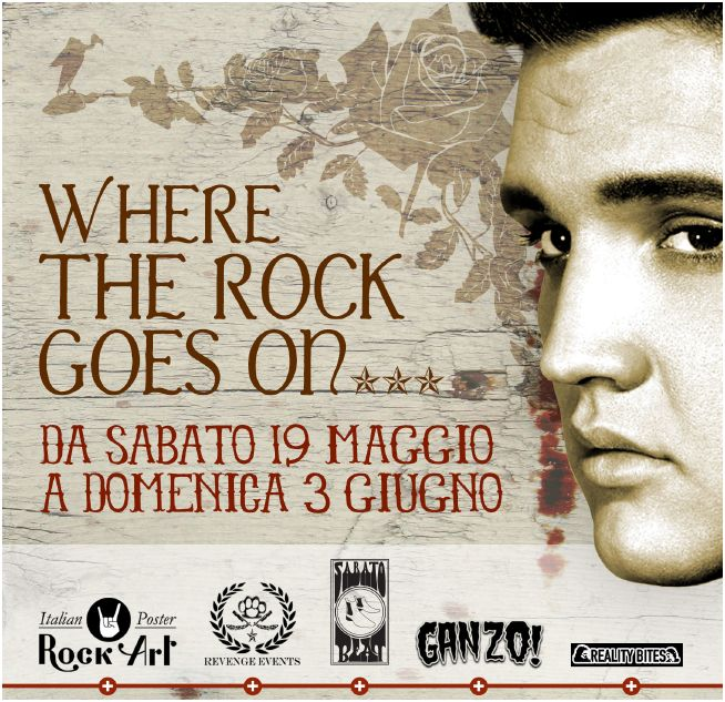IPRA e CPL Fabbrika a Where the Rock Goes On. Festival, mostra, arte e musica rock