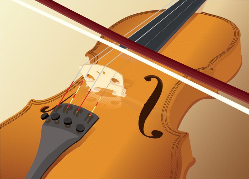 Stampare in serigrafia su strumenti musicali