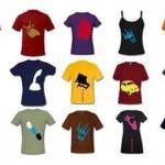 iniziare a stampare t-shirt