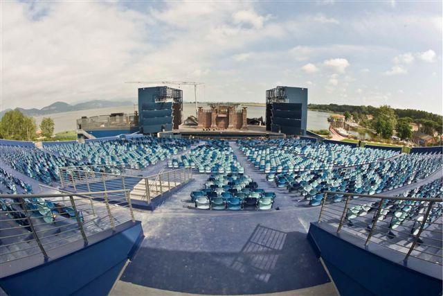boomart festival a Torre del Lago Puccini