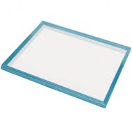 Scegliere la filatura del telaio da serigrafia in base al tipo di inchiostro