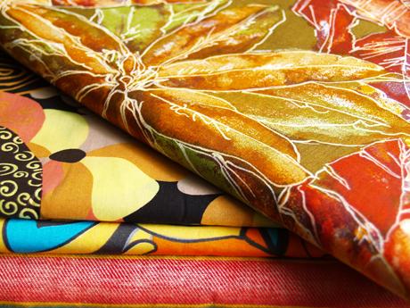 serigrafia su foulard