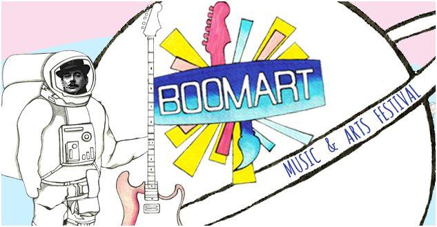 Disegna la t-shirt di Boomart Festival. T-shirt Contest in collaborazione con CPL Fabbrika