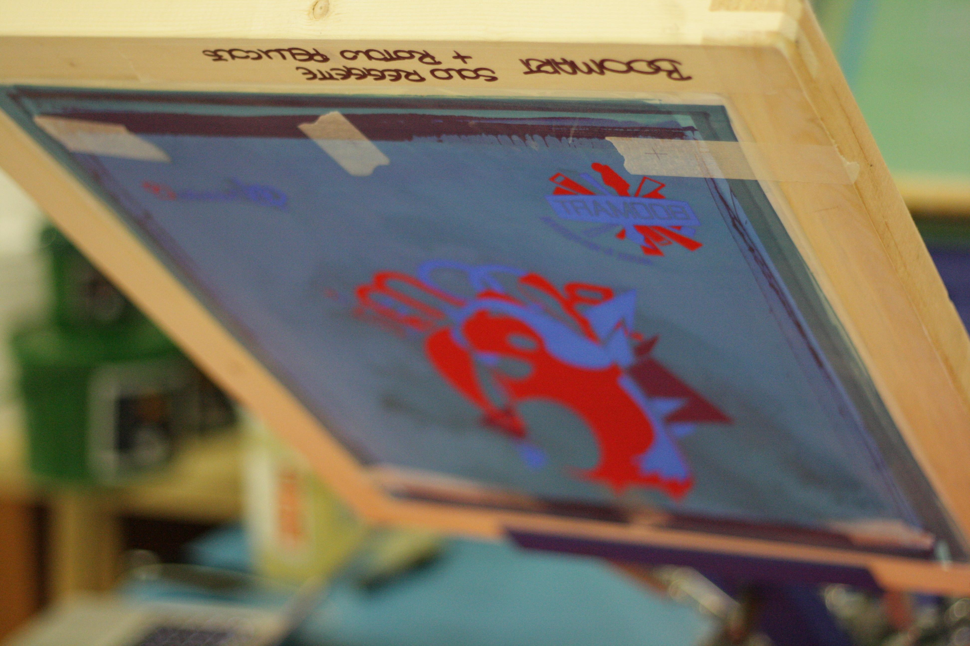 Come emulsionare per ottenere un telaio spessorato per serigrafia