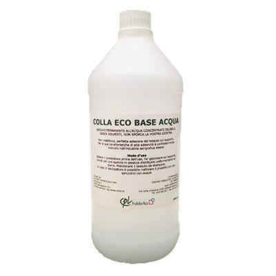 Come usare la colla eco a base acqua