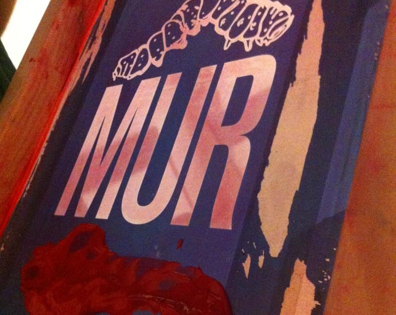 Flavio e Ciro ci raccontano come si fa serigrafia all'Associazione MUR di Milano