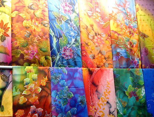 Serigrafia e stampa batik. L'emulsione si può stendere a pennello?