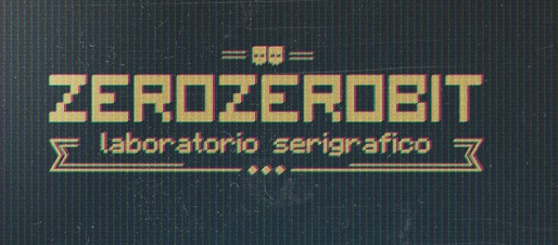 Zerozerobit. Serigrafia a Genova
