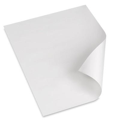 Carta siliconata per transfer serigrafico. Indicazioni d'uso