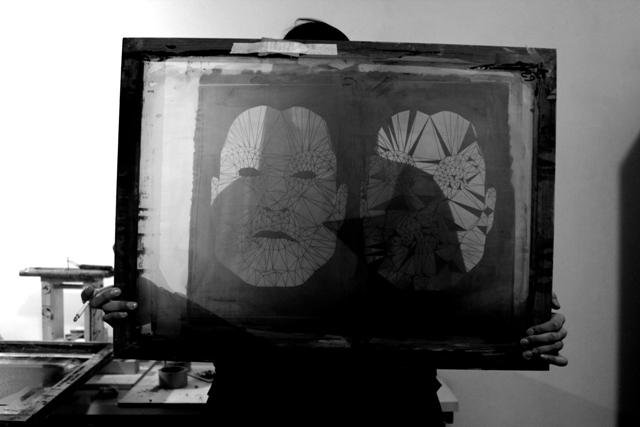 Serigrafia e microeditoria a Pesaro