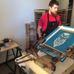 Serigrafia Coste-nine