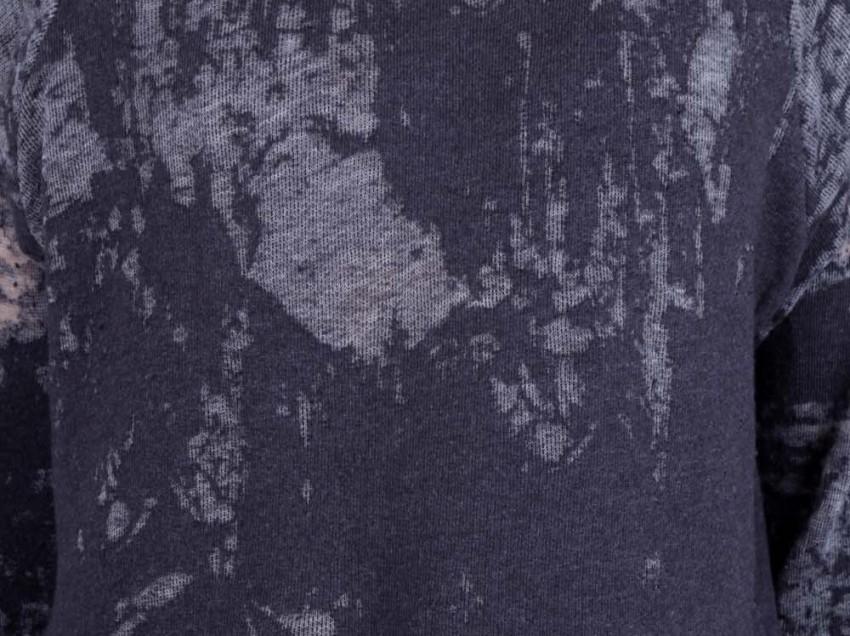 Corrosione su tessuto. Come realizzarla con la tecnica serigrafica