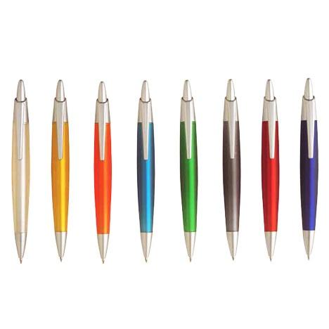 Serigrafia su penne e deposito corretto dell'inchiostro