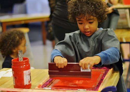 Soluzioni e consigli per fare serigrafia nelle scuole