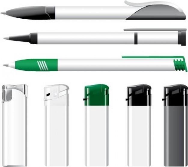 Serigrafare su penne e accendini. Quale inchiostro è più adatto?