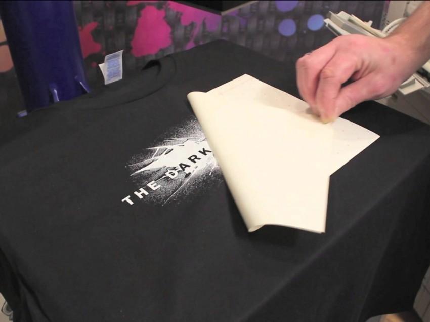 Transfer laser su t-shirt. Come scegliere la stampante e la carta adatta