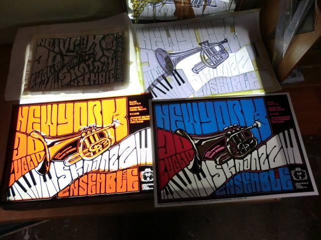 serigrafia Leoncavallo Milano