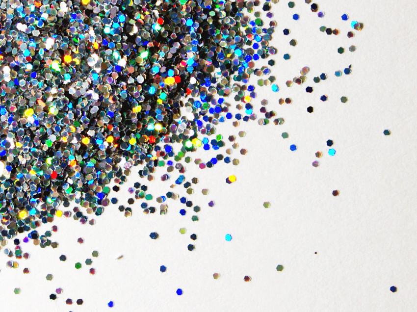 Come usare il glitter nella stampa serigrafica