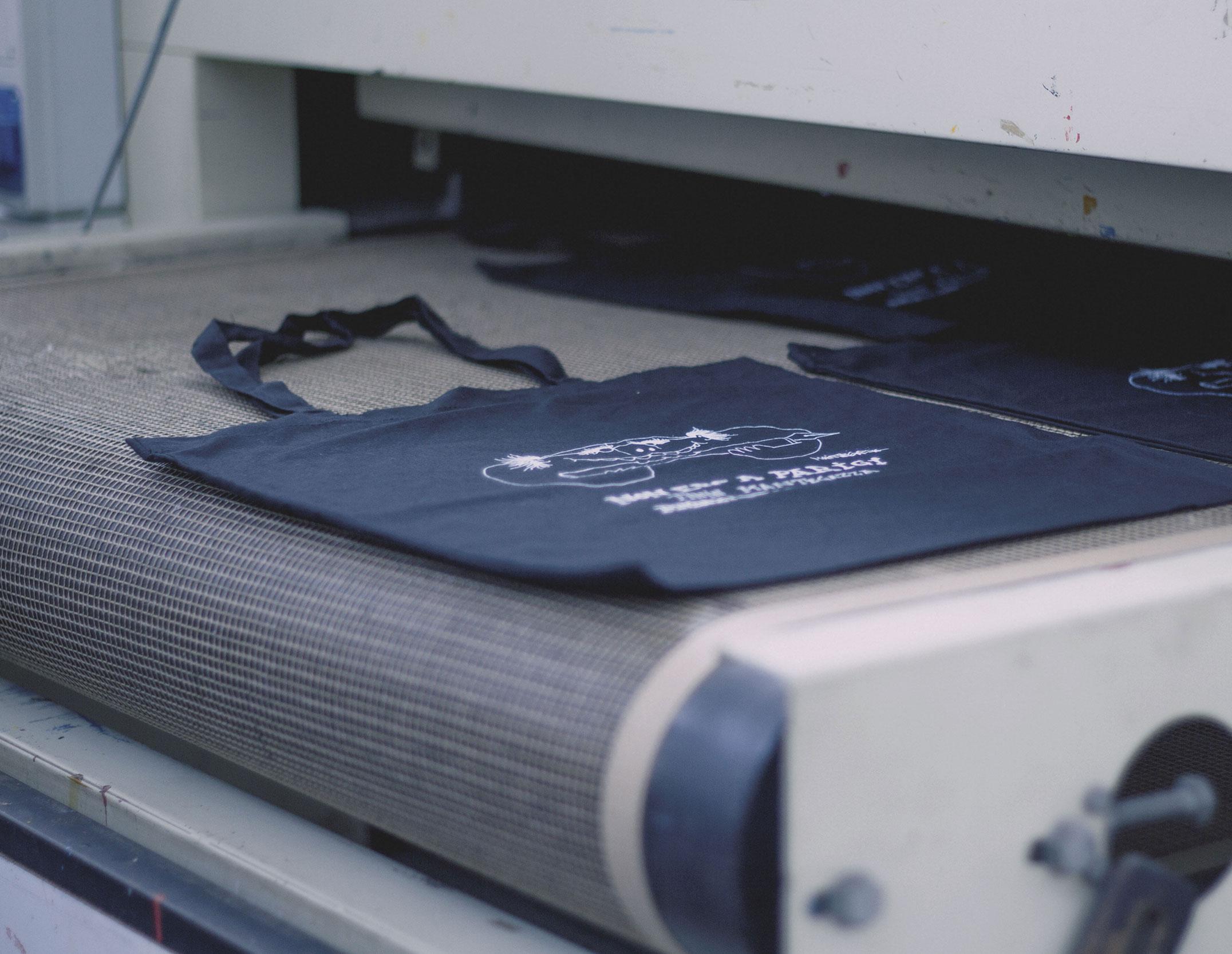 controllare temperatura forno serigrafico