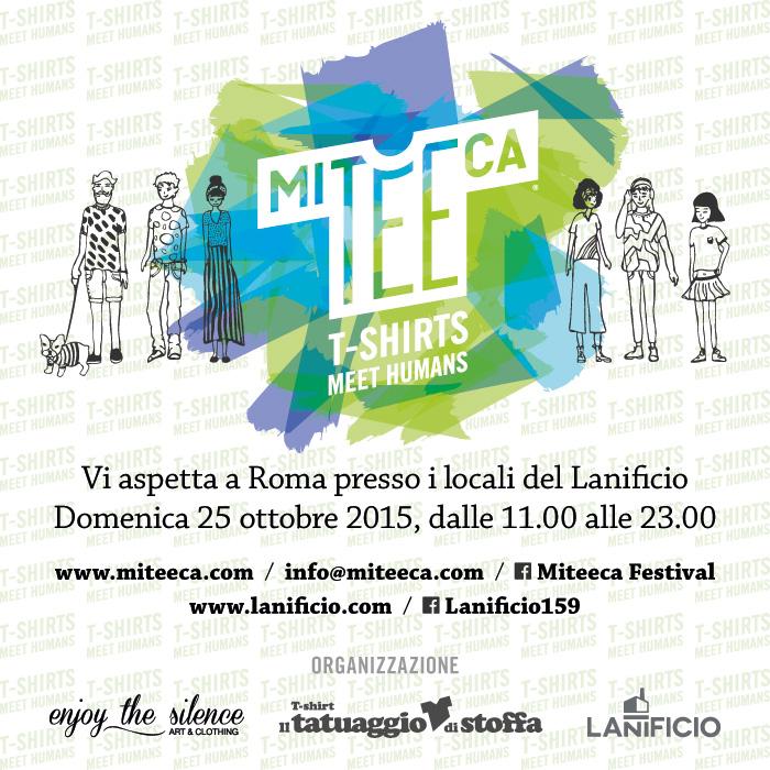 miteeca festival magliette a roma