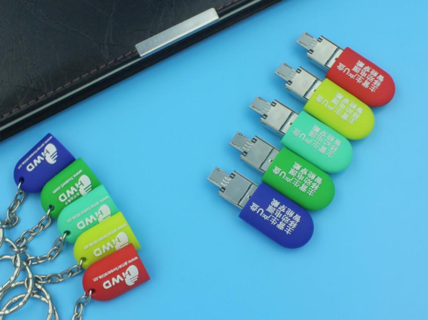 Come stampare piccoli loghi colorati su gadget in pvc