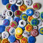 come creare spille pins personalizzate