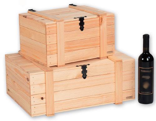 Come stampare sulle cassette in legno per il vino