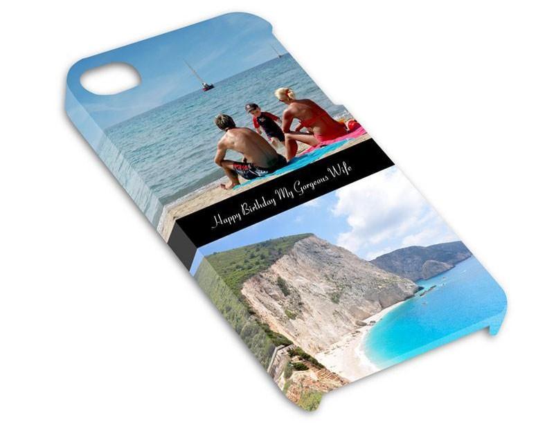 Personalizzare cover per cellulare. Come stampare su tutta la cover o solo sul retro