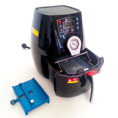 Piccolo forno per stampa 3D in sublimazione