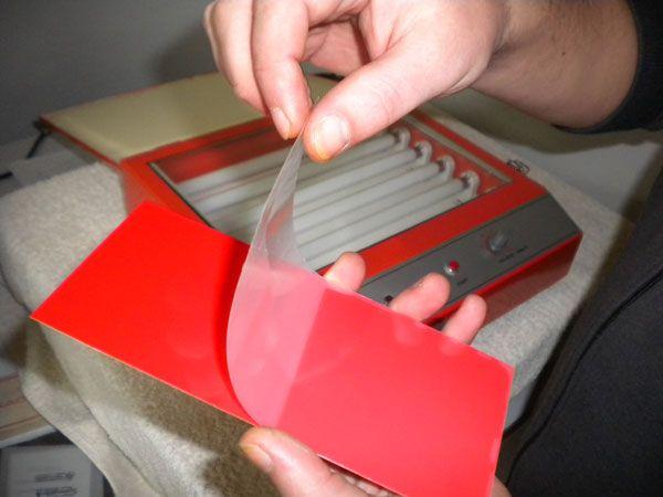 Avviare attività di stampa con tampografia e plotter da taglio