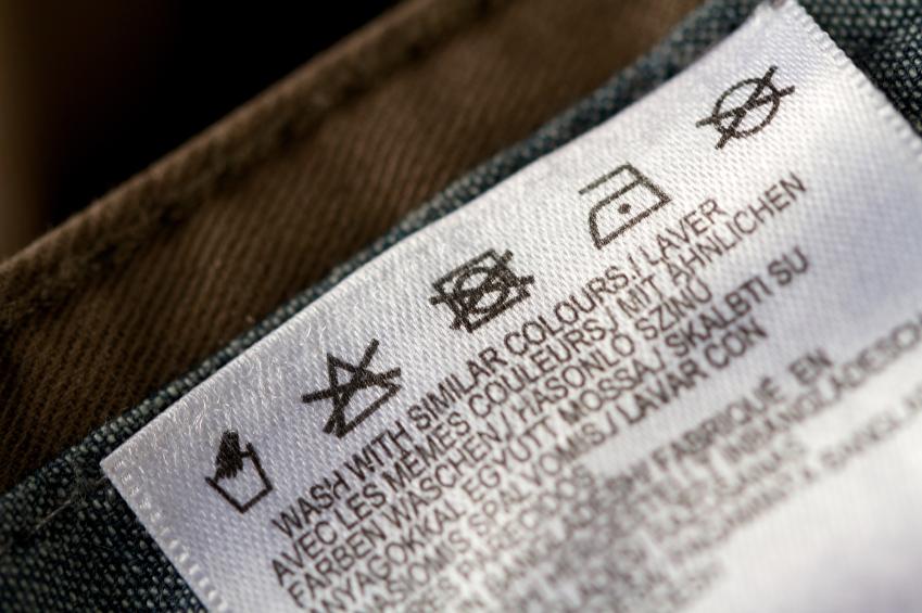 Come stampare etichette in cotone per cappellini