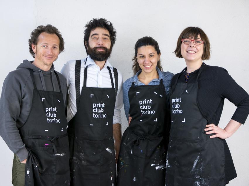 Torino Graphic Days, cultura visual e partecipazione. Intervista a Print Club