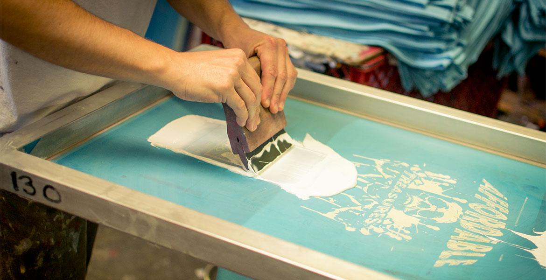 asciugare inchiostri plastisol