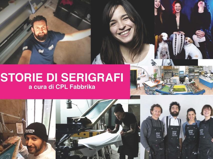 Storie di Serigrafi. Le nostre interviste del 2016