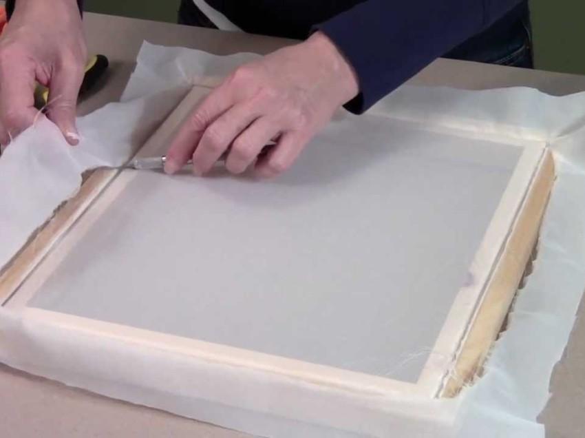 Perché i telai per serigrafia possono rompersi mentre si recuperano?