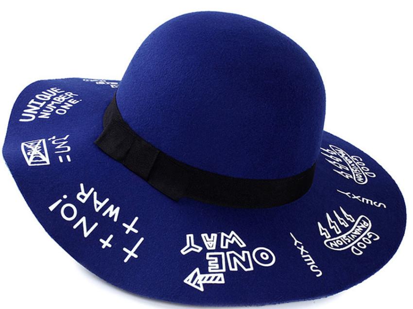 Come usare gli inchiostri serigrafici su feltro di lana, come i cappelli artigianali
