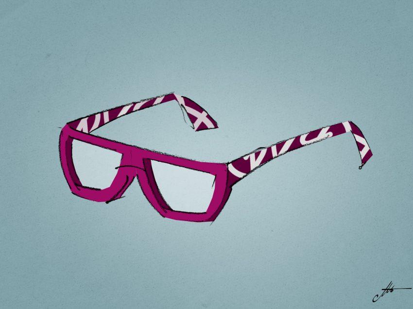 Come stampare sulle stanghette degli occhiali senza più problemi