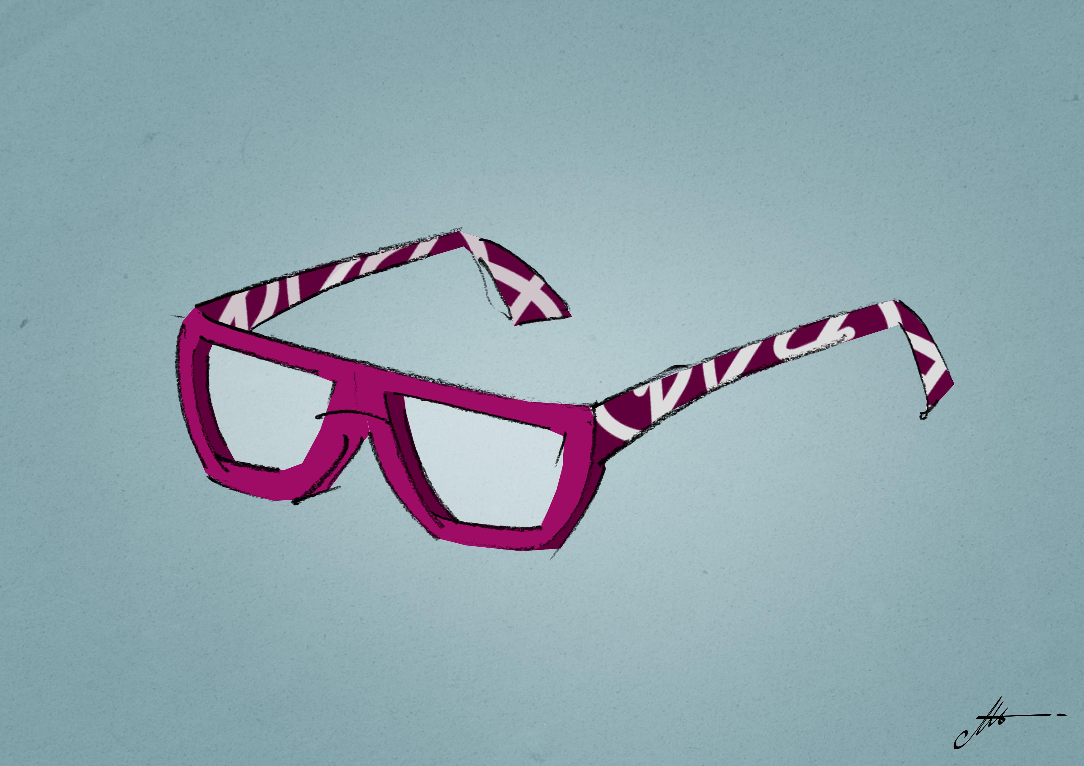 Stampare tampografia su stanghette occhiali