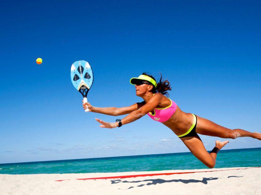 Tutto ciò che ti serve per personalizzare racchette da beach tennis