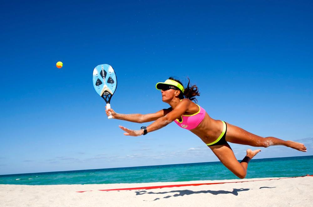 stampa racchette beach tennis