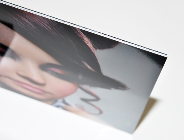stampa serigrafia su alluminio
