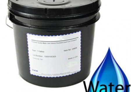 emulsione inchiostro acqua