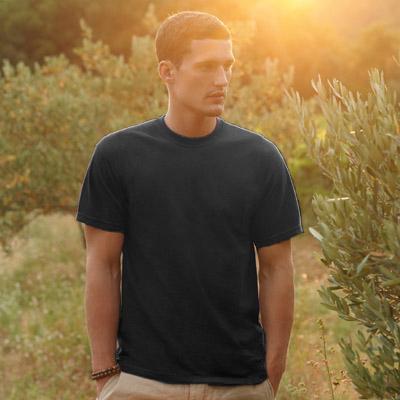 magliette neutre da stampa