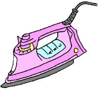 applicare la carta transfer col ferro da stiro