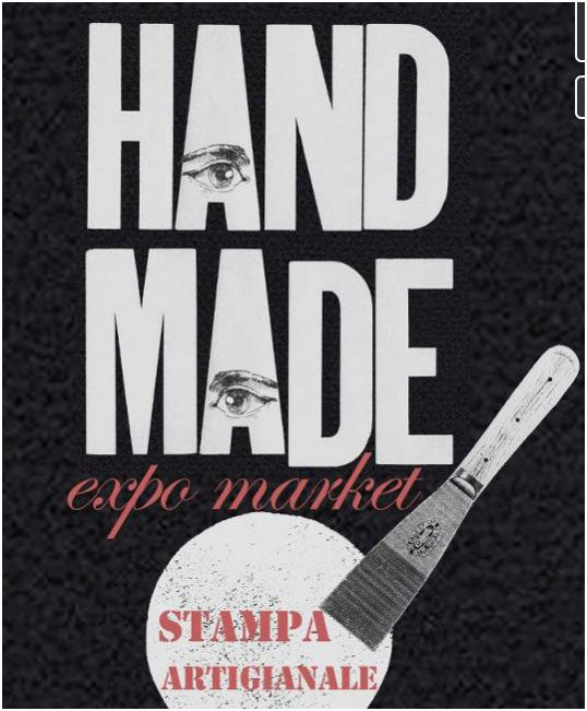 hand made expo stampa a roma
